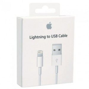 Kabel Lightning Apple iPhone 5 5c 5s 6 6+ 7 8 iPad mini 4 Air oryginalny